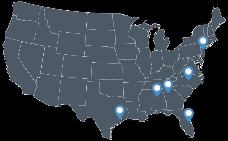 National Flood Location Map